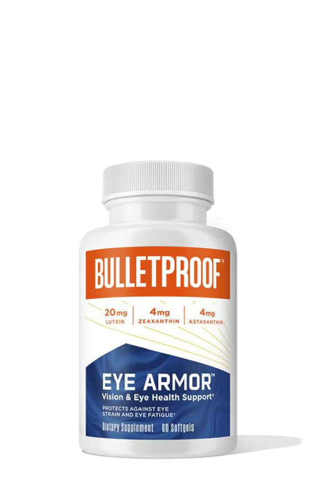 Bulletproof Eye Armor