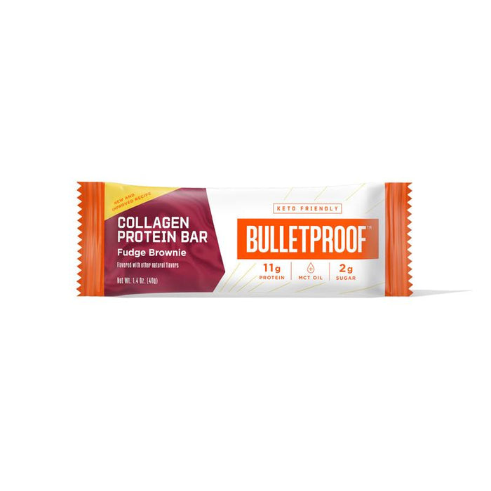 Bulletproof Protein Bars Fudge Brownie 2