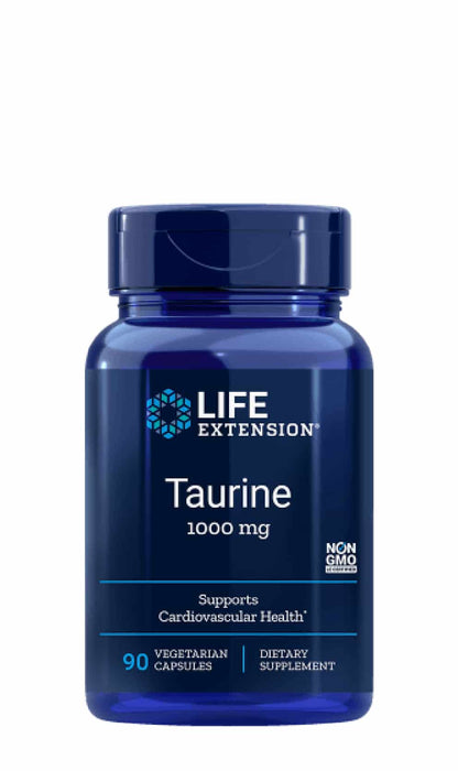 Life Extension Taurine