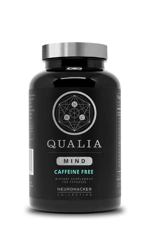 Neurohacker Collective Qualia Mind Caffeine Free