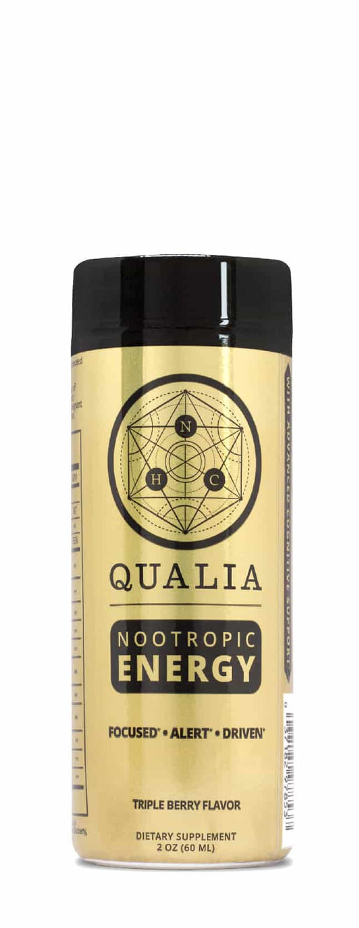 Neurohacker Collective Qualia Nootropic Energy