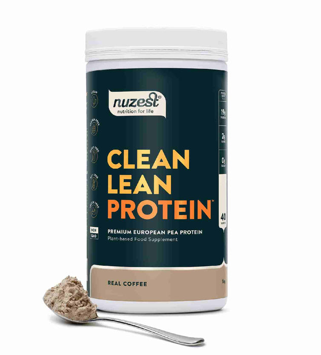 NuZest Clean Lean Protein Real Coffee 1000 g