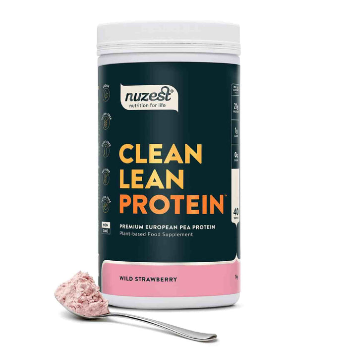 NuZest Clean Lean Protein Wild Strawberry 1000 g
