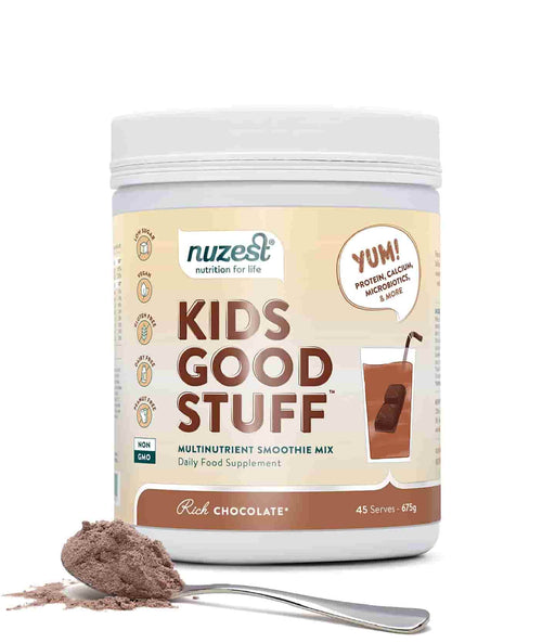 NuZest Kids Good Stuff Rich Chocolate 675 g