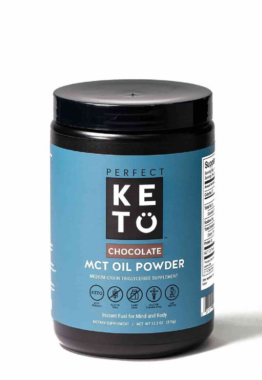 Perfect Keto MCT Oil Powder Chocolate