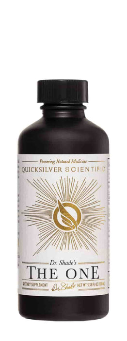 Quicksilver Scientific Dr. Shade's The One ingredients