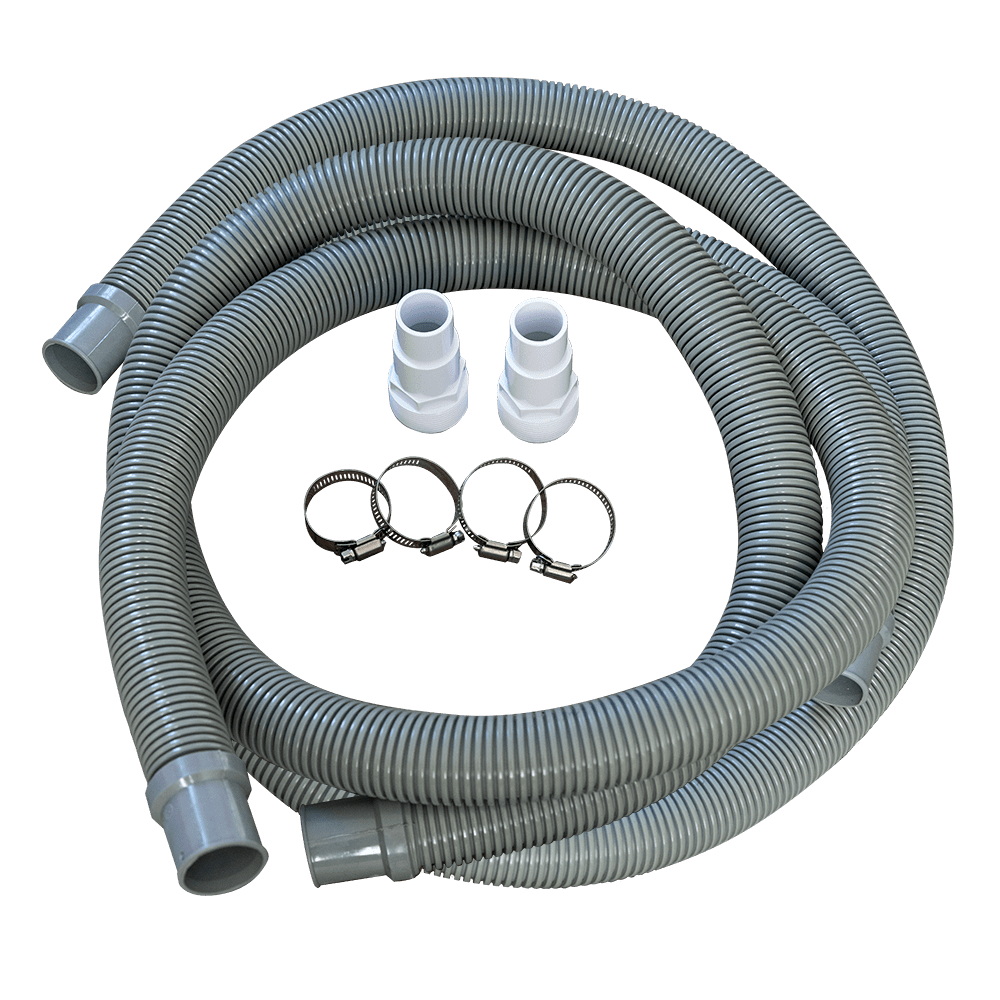 8' Hose & Fitting Kit