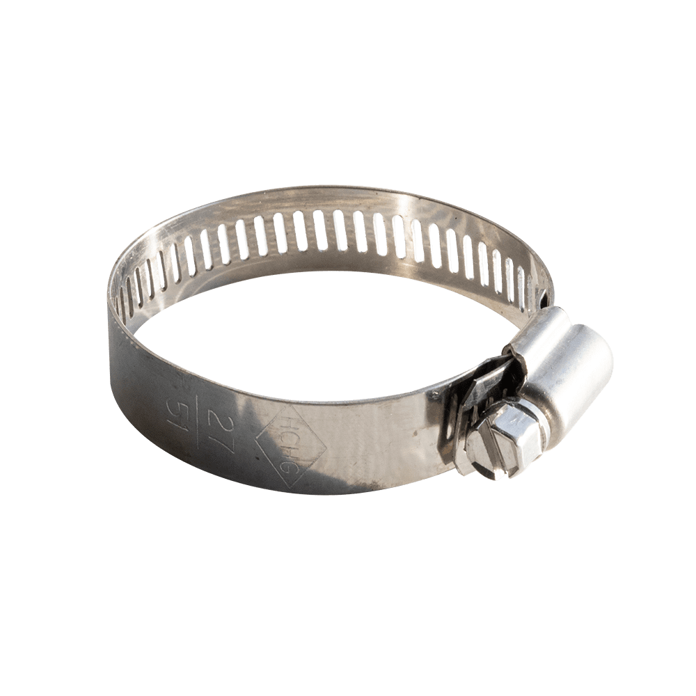 Single hose clamp