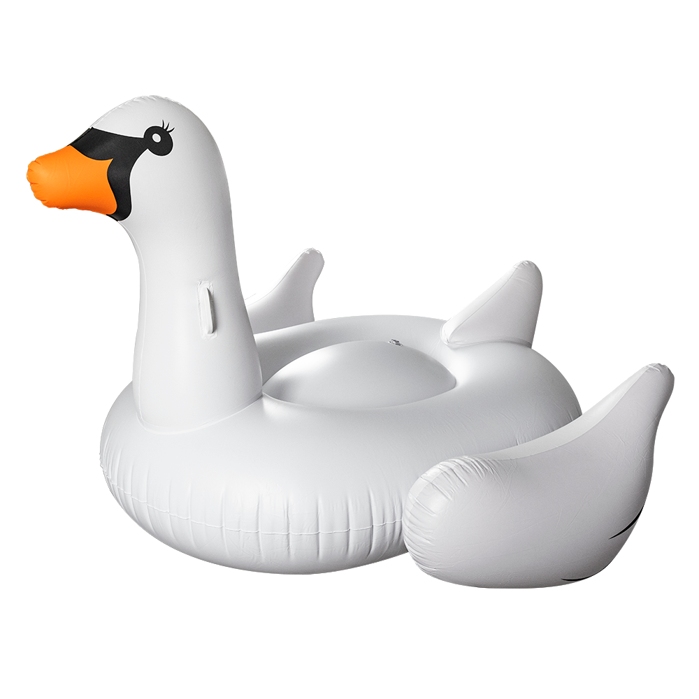 Oversize Swan Water Float