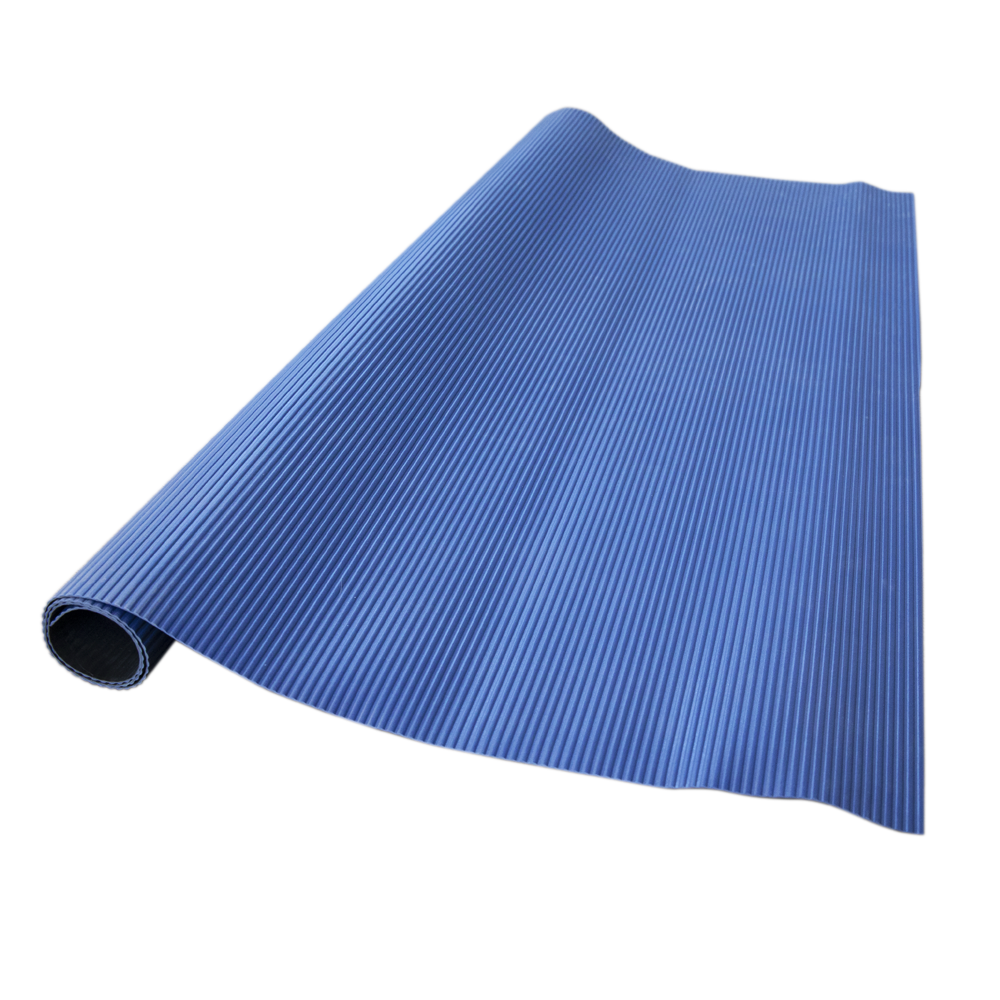 Blue Vinyl Pool Liner Ladder Pad