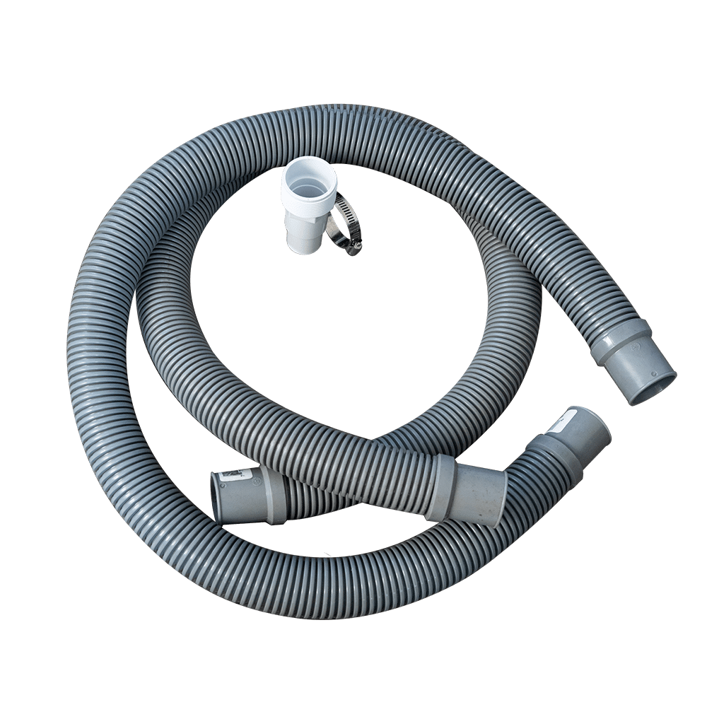 4' Hose & Fitting Kit