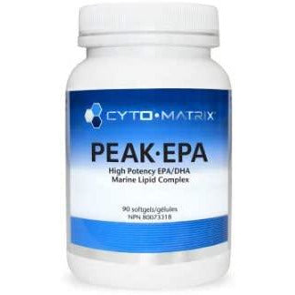 Cyto-Matrix PEAK-EPA 180 Softgels