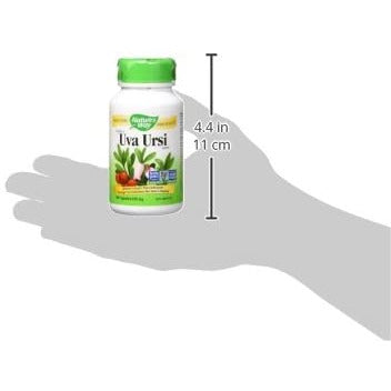 Nature's Way Uva Ursi Leaves Health Supplement, 100 Count