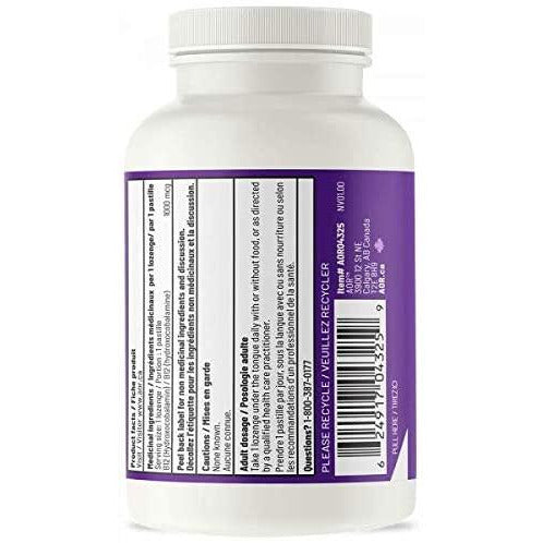 AOR - Hydroxy B12 60 Lozenges - Unmethylated Vitamin B12 for Sensitive Bodies