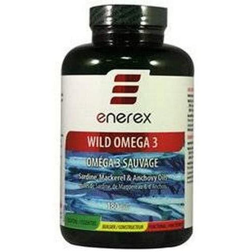 Enerex Wild Omega 3 180 Softgel 180 count