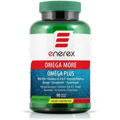 Enerex Omega More 180 Softgel 180 count