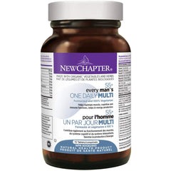 New Chapter Multivitamin for Men 50 Plus