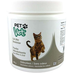 PetVet - Cat Litter Deodorizer In Neutral - 500 g