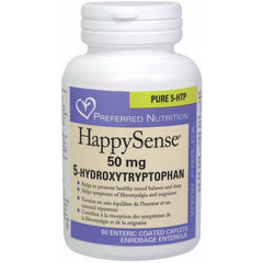 PREFERRED NUTRITION HappySense (50 mg - 60 tab)