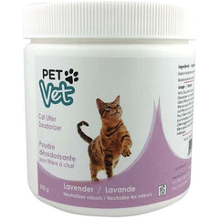 PetVet - Cat Litter Deodorizer In Lavender - 500g