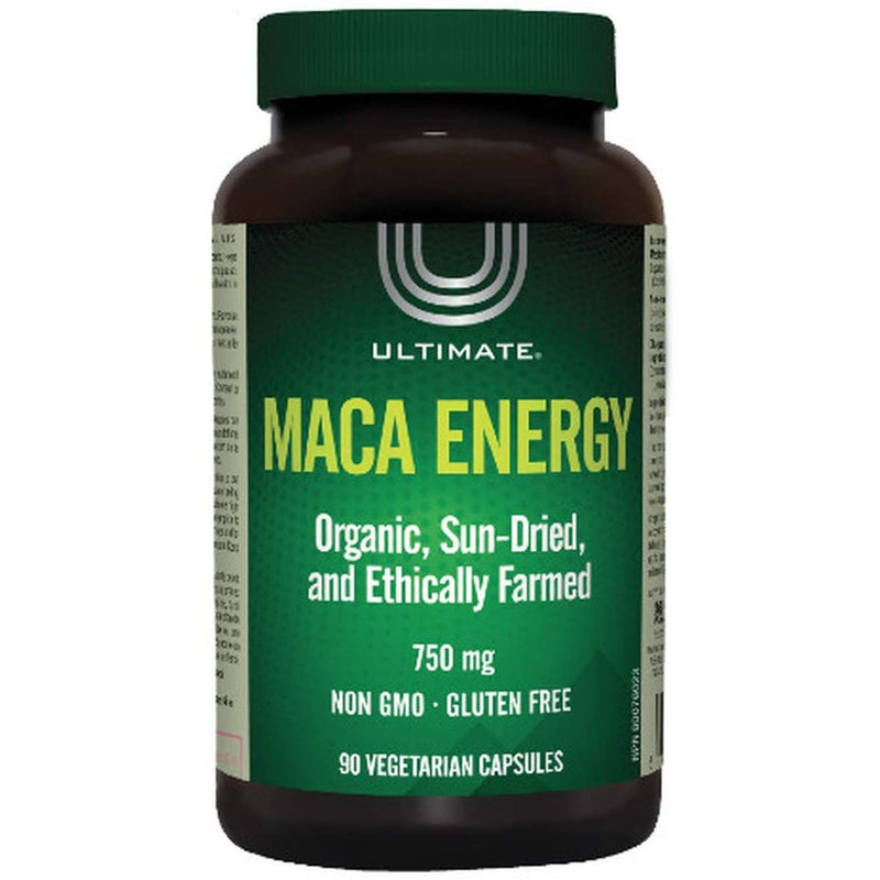 Ultimate Maca Energy, 90 Caps