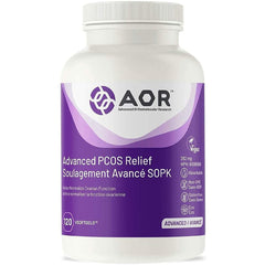 Advanced PCOS Relief, 120 Softgels