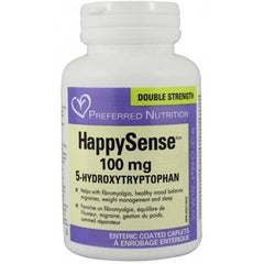 Preferred Nutrition - HappySense - 5-HTP - 120 Comprimés