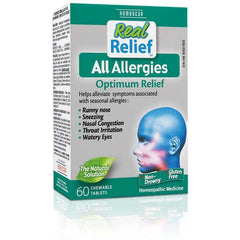 All Allergies Tablets | Real Relief