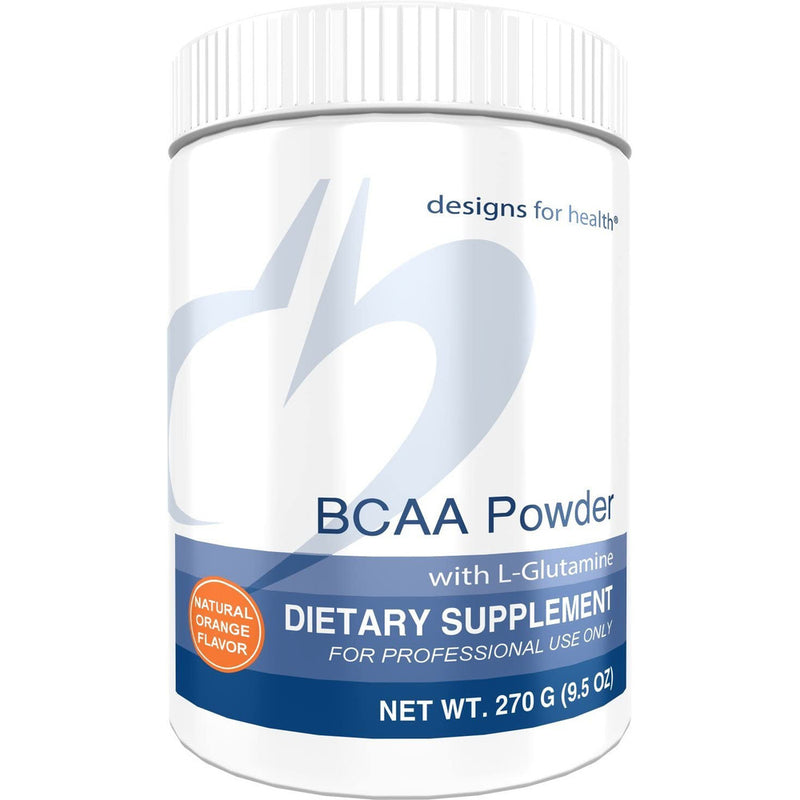 Designs For Health - BCAA Powder With Glutamine