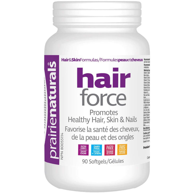 Prairie Naturals Hair Force