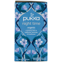 Pukka Teas Night Time Tea, 20 Tea Bags