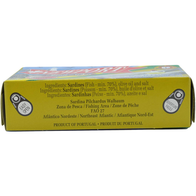 Newport Sardines in Olive Oil 5 x 120G