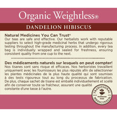 Traditional Medicinals Weightless, 20-Count