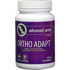 AOR - Ortho Adapt 120 Capsules - Adrenal Gland and Adaptogens