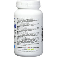 Prairie Naturals Betaine hcl 500mg vcaps 120 Count