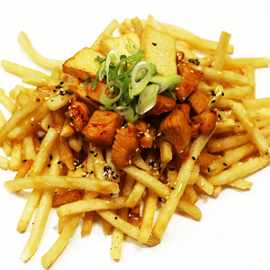 Chinese Mustard Fries