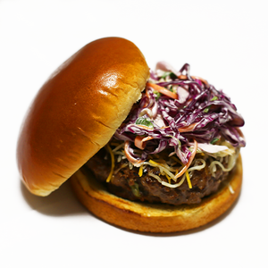Japanese Slaw Burger