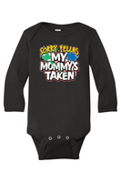 Sorry💔 Fellas Baby Onesie
