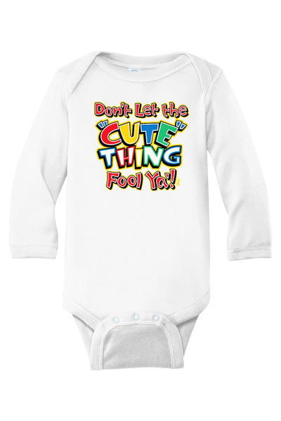 😍CuteThing😍 Baby Onesie