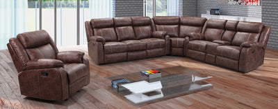 Buckskin Sectional