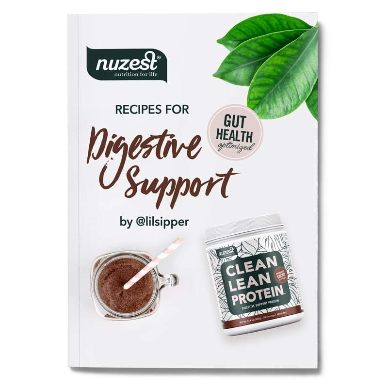 Recipes for Digestive Support | Digital Download