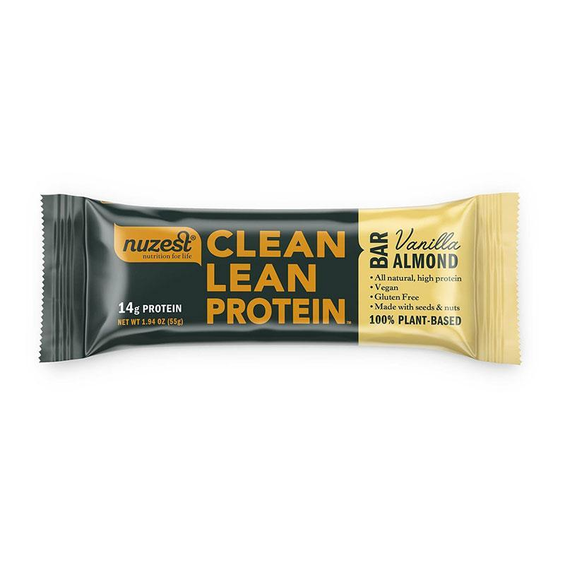 Clean Lean Protein Bars One Serving Vanilla Almond