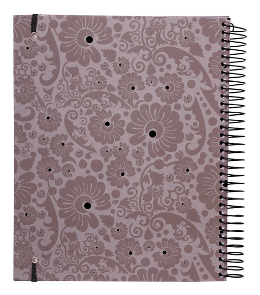 Batique Notebook (Grey)