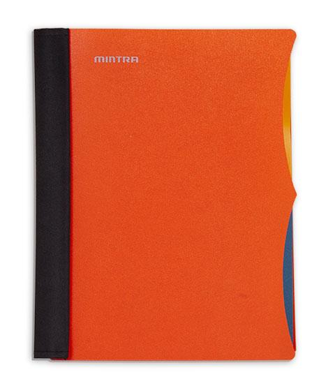 Durable Premium Spiral Notebook (2 Subject)