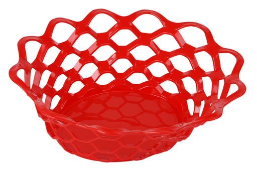 Bread Basket mintra-shop.myshopify.com Red