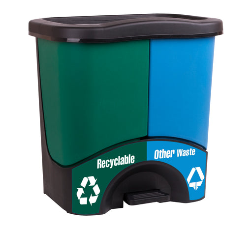 Dual Recycling Bin mintra-shop.myshopify.com [variant_title]