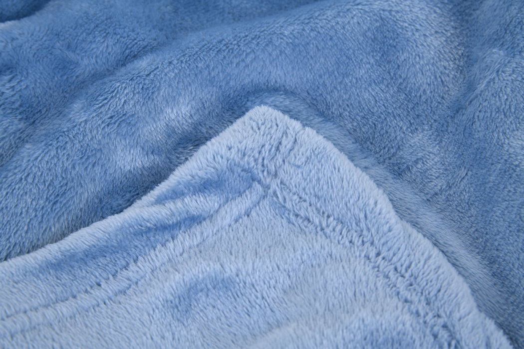 Microfiber Blankets (152 cm x 203 cm) FOR SINGLE BED - EXCLUSIVE ONLINE