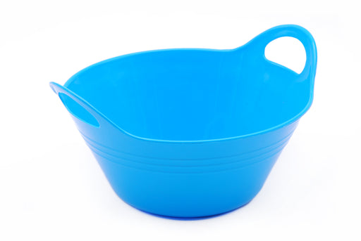Large Plastic Bowl with Handle