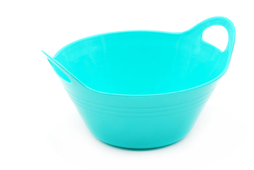 Medium Plastic Bowl with Handle