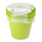 Round Pot 13 cm (Pack of 4) mintra-shop.myshopify.com Light Green